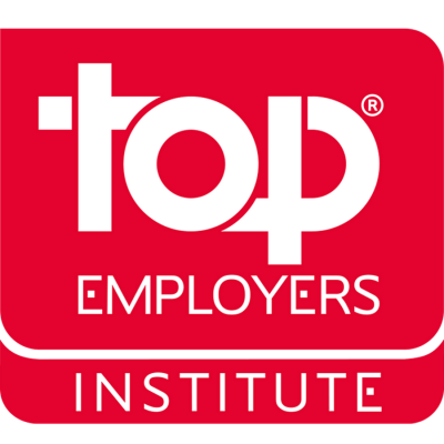 10 x Top Employer